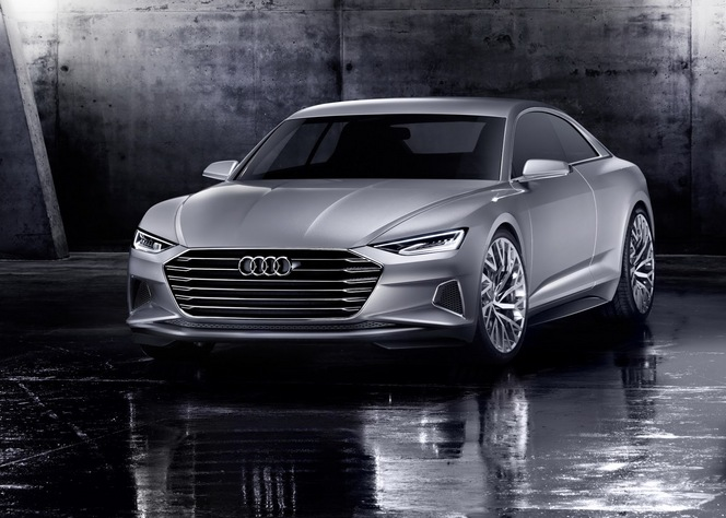 Los Angeles 2014 : Audi Prologue Concept, future A9
