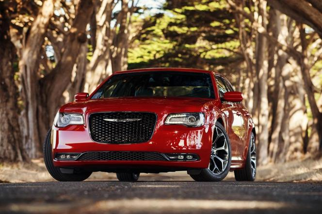 Los Angeles 2014 : Chrysler 300 restylée