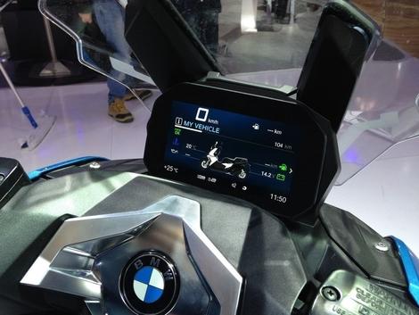 BMW C 400 X 2018 : bientôt l'essai complet !