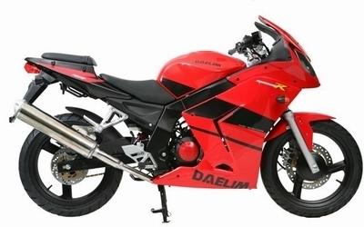 Daelim Roadsport 125 R: Une sportive est née