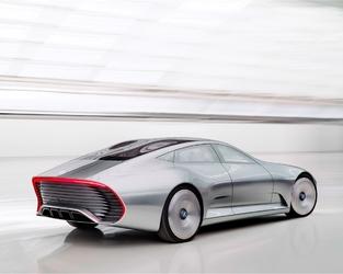Le concept IAA donne un avant-goût des Mercedes d'après 2020.