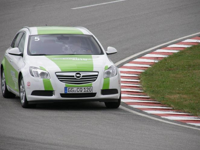 Opel EcoFlex Expérience ou comment gagner une Ampera