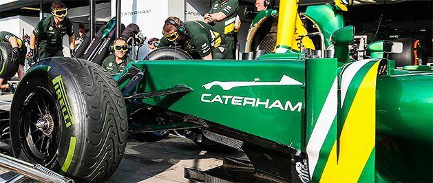 La Caterham F1 de Charles Pic annonce un futur modèle de route !
