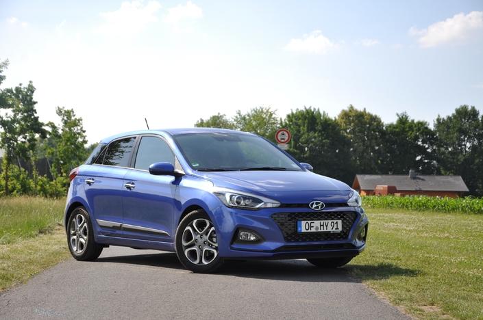 Essai vidéo : Hyundai i20 (2018) : cure de jouvence