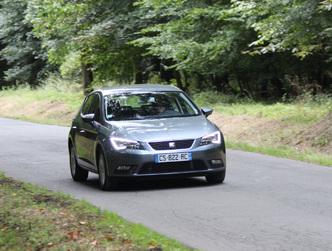 Essai - Seat Leon 2.0 TDI 150 ch DSG : du mieux presque partout