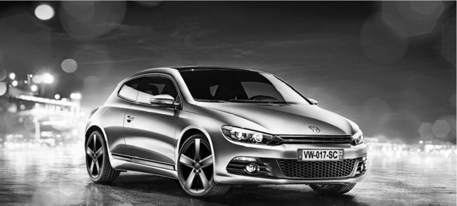 Volkswagen lance la série spéciale Ultimate pour le Scirocco