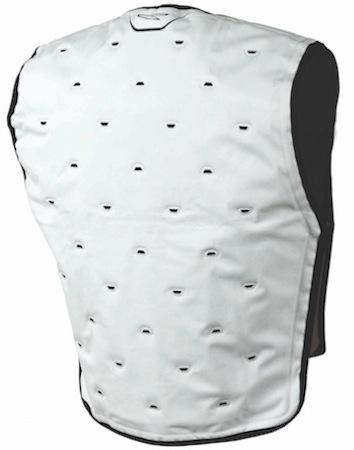 Macna Dry Cooling Vest: rouler avec 15°C de moins cet été
