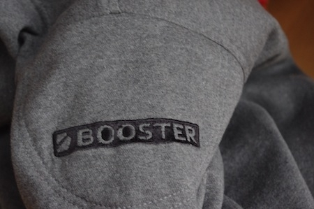 Essai Booster Core: home sweat homme