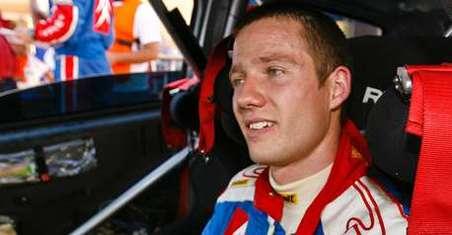 Sébastien Ogier obtient le Volant BF Goodrich pour le Monte Carlo