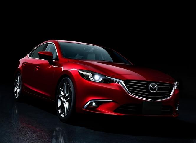 Mazda 6 restylée : pour rester pimpante - En direct du salon de Los Angeles
