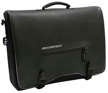 Bagster transporte votre PC: la sacoche Messenger.