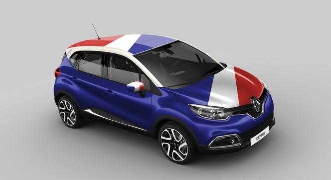 (Porte-à-porte) Renault aura tranché en faveur du Captur et au détriment de la CapturE...