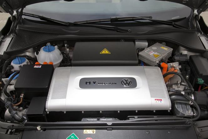 Salon de Los Angeles 2014 : la Volkswagen Golf HyMotion passe à l'hydrogène