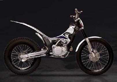 Nouveauté : Scorpa 250 SY  2008!!!