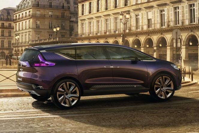 Toutes les nouveautés de Francfort 2013 : Renault Initiale Paris Concept
