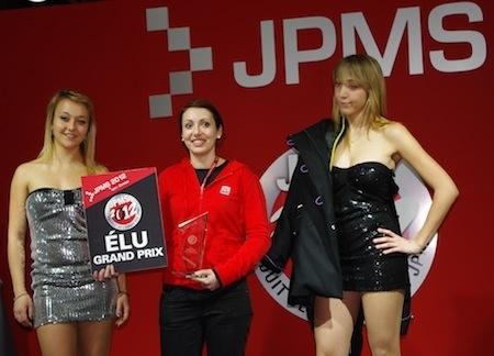 JPMS 2012, comme si vous y étiez: Mac Adam Mademoiselle, star de l'année