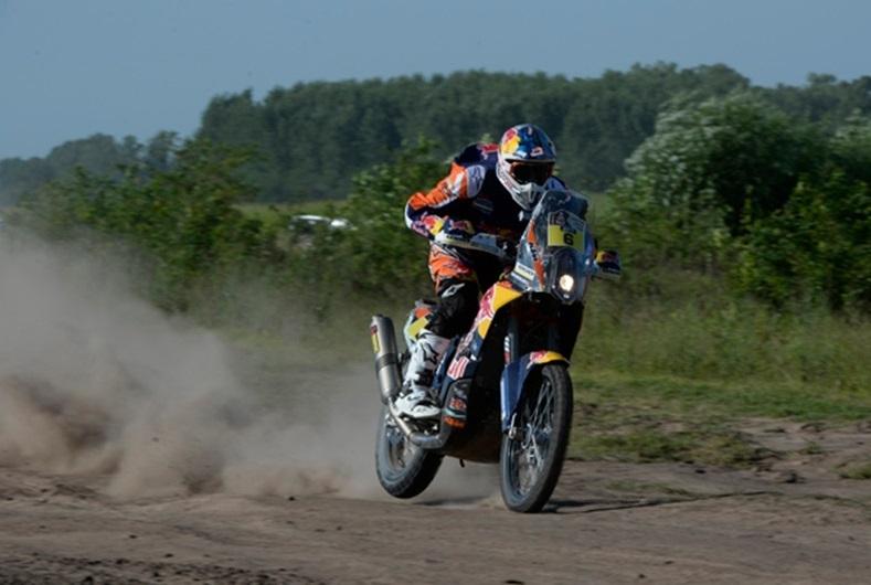 Dakar 2015 : la chronique de Johnny Aubert #2