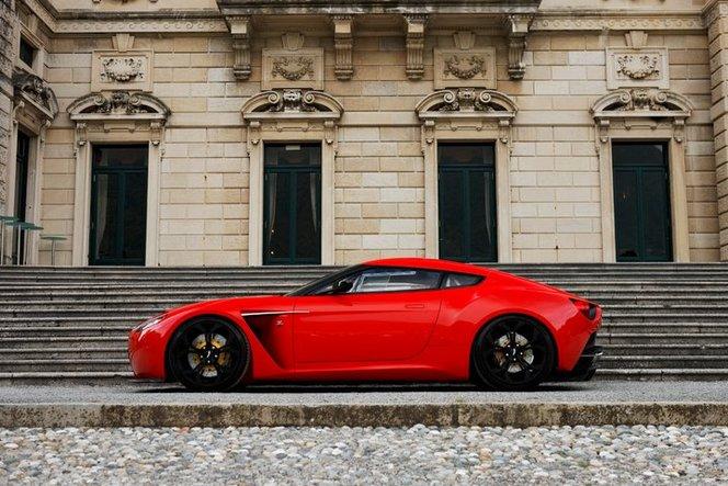 Villa d'Este 2011 : l'Aston Martin V12 Zagato couronnée (bonus vidéo et très sonore !)