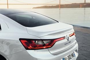 Renault dévoile la Mégane berline