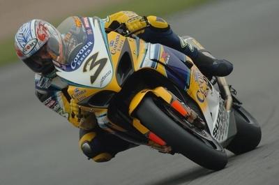 Superbike 2008: Suzuki croit toujours en Batta qui se rapproche de Nieto.