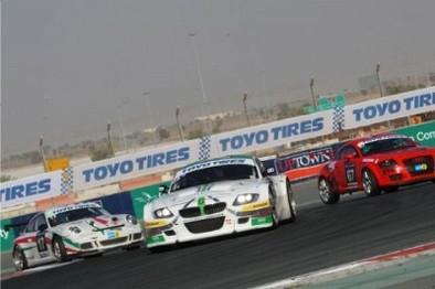 24 Heures de Dubaï: la 911 entame bien 2009