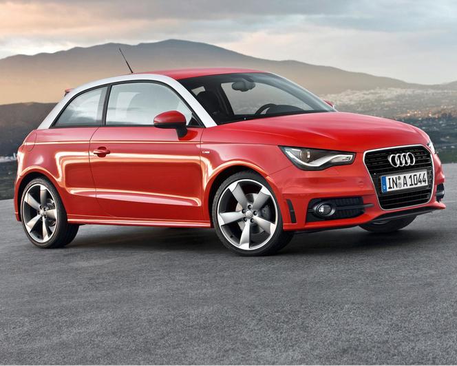 Audi, le Q1 est dans les tuyaux