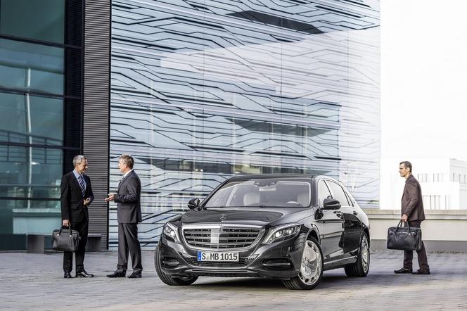 Los Angeles & Guangzhou 2014 : Mercedes-Maybach S500 et S600, naissance d'une nouvelle entité
