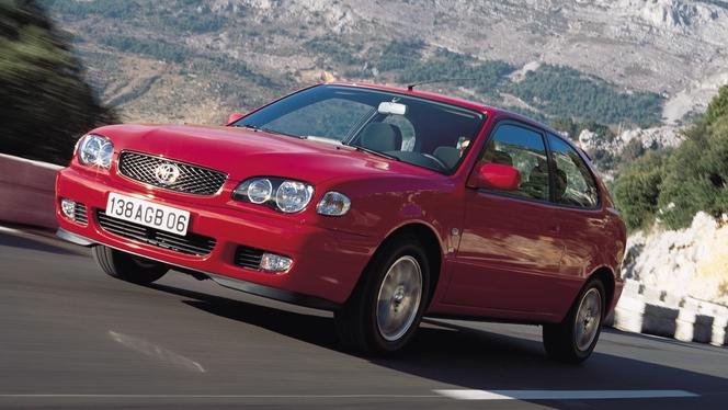 L'avis propriétaire du jour : pietro149 nous parle de sa Toyota Corolla G6 1.6 110 3p.