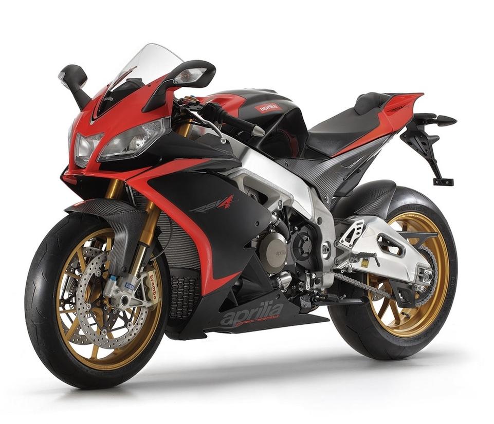 Economie : Aprilia repositionne ses tarifs motos pour 2012