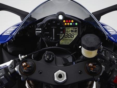Voici la Yamaha YZF-R6 2017!