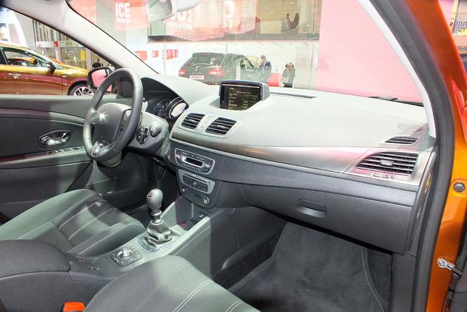 En direct du salon de Francfort 2013 - La Renault Mégane restylée en vidéo