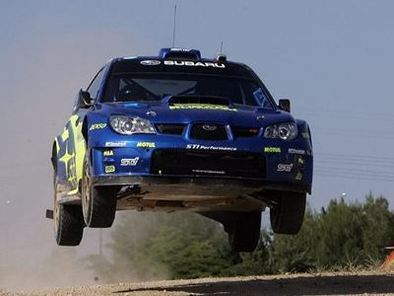 WRC: Subaru: Atkinson prolonge jusqu'en 2009