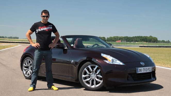 Les essais de Soheil Ayari : Nissan 370Z Roadster