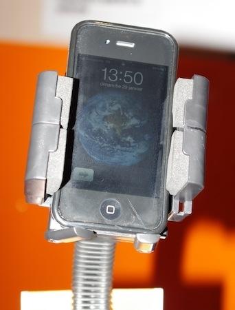 JPMS 2012, comme si vous y étiez: Smart-Glove Support