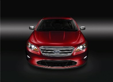 Salon de Détroit: Nouvelle Ford Taurus