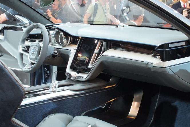 En direct du salon de Francfort 2013 - Volvo Concept Coupé