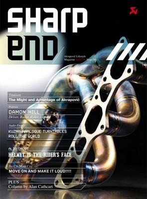 Akrapovic : le numéro 4 du magasin Sharp End est en ligne.