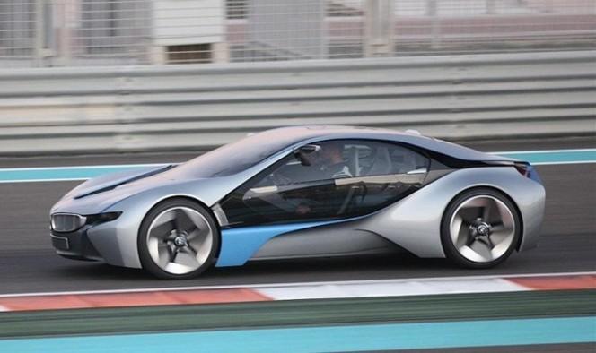 Future BMW i8: un moteur fabriqué en Angleterre!