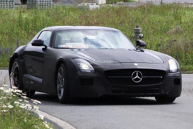 Mercedes SLC AMG : premières images