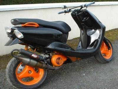 Faites connaitre votre scooter!