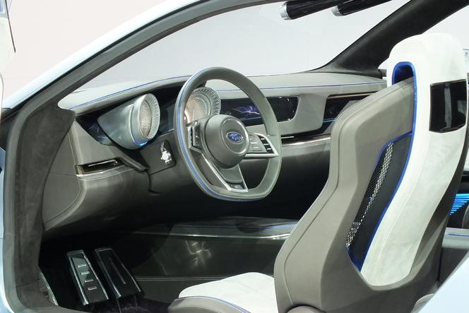 En direct du salon de Francfort 2013 - Subaru Viziv Concept : déjà vu