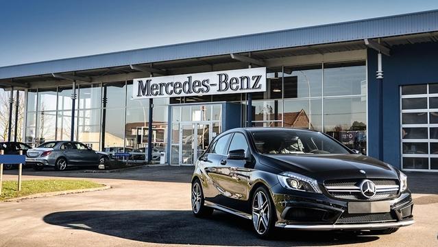 Marques premium: Mercedes devant BMW et Audi au premier semestre