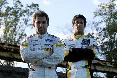 GP2 Monza Course 1: Pantano à domicile