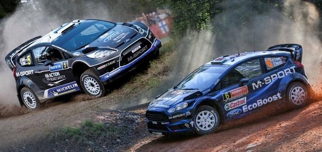 WRC 2015 : M-Sport dévoile le nom du remplaçant de Mikko Hirvonen