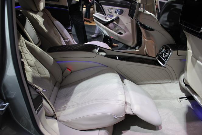 Mercedes Classe S Maybach : renaissance - En direct du salon de Los Angeles 2014