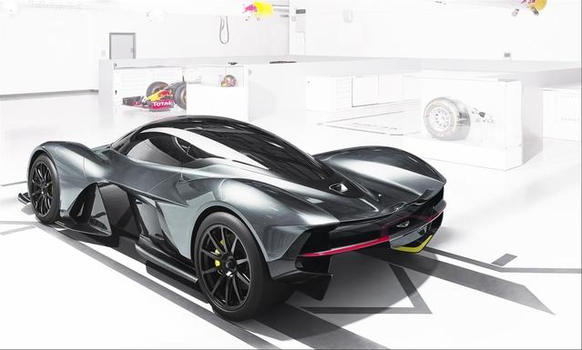 La question qui tue - Peut-on dire que la nouvelle hypercar d'Aston Martin est moche?