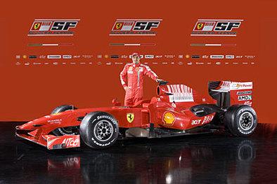 Formule 1 - Ferrari F60: Massa surpris et déterminé