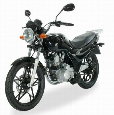 Sym XS 125 : La tombeuse de la Yamaha YBR?