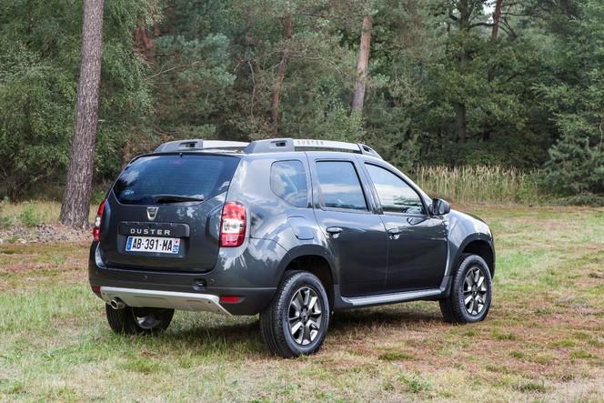 Dacia Duster restylé: de nouvelles photos