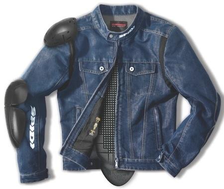 Spidi blouson Furious: jean pour moto